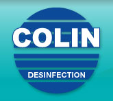 Colin desinfection - Hygiene et desinfection de la grppe A